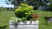 Outdoor Flower box for Ring